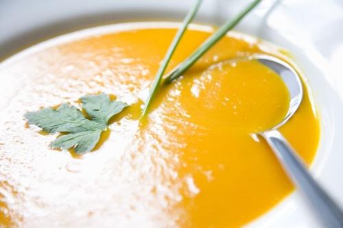 kabocha squash soup