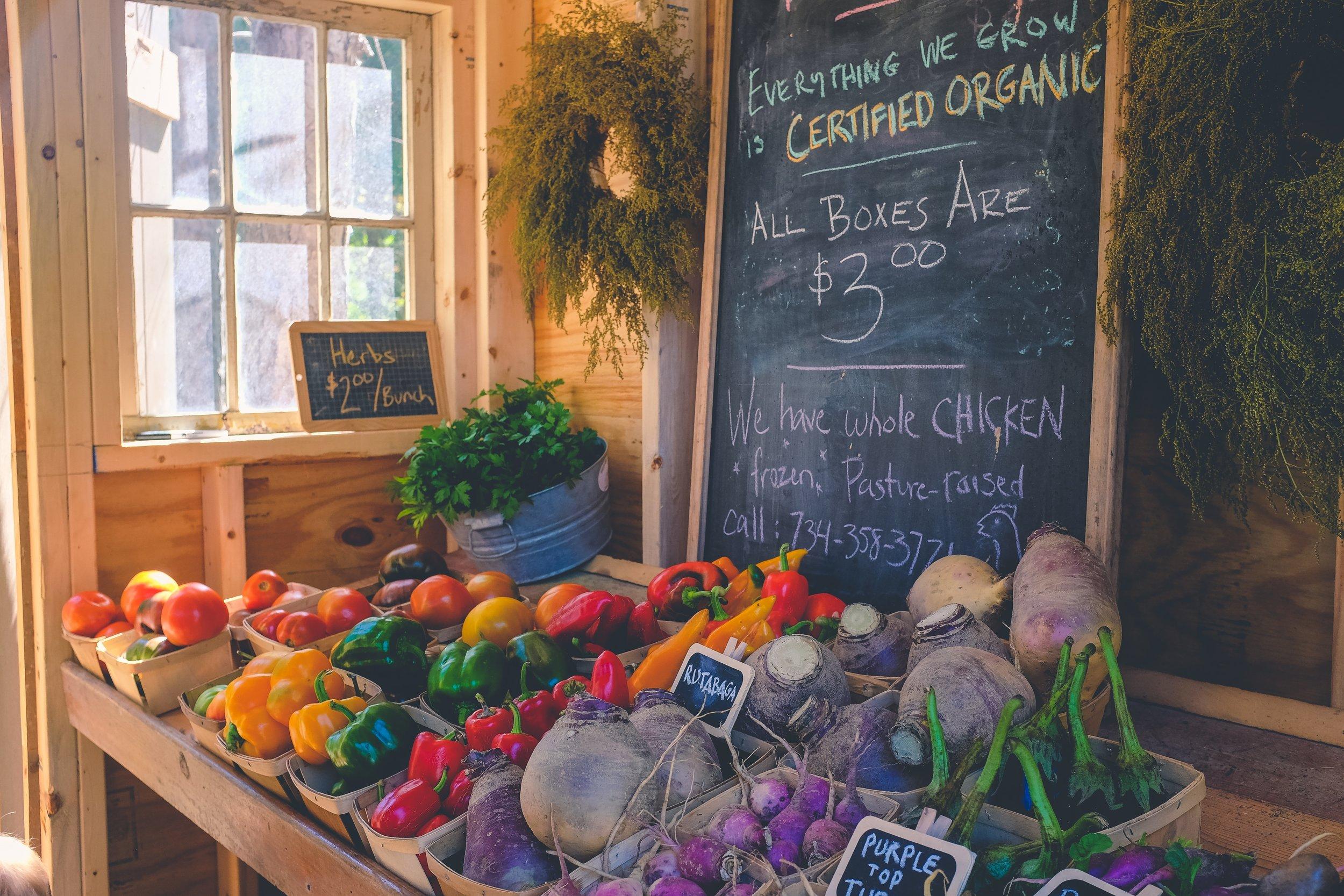 Organic Produce Matters The Dirty Dozen