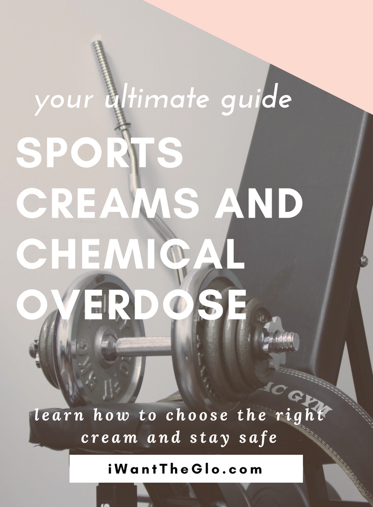 Sports creams are great; they relieve sore muscles, keep you feeling good after a workout, and allow you to return to the gym faster.But, did you know that one of the common MAIN INGREDIENTS in sports creams can be hazardous and even fatal if used liberally enough to cause an overdose?