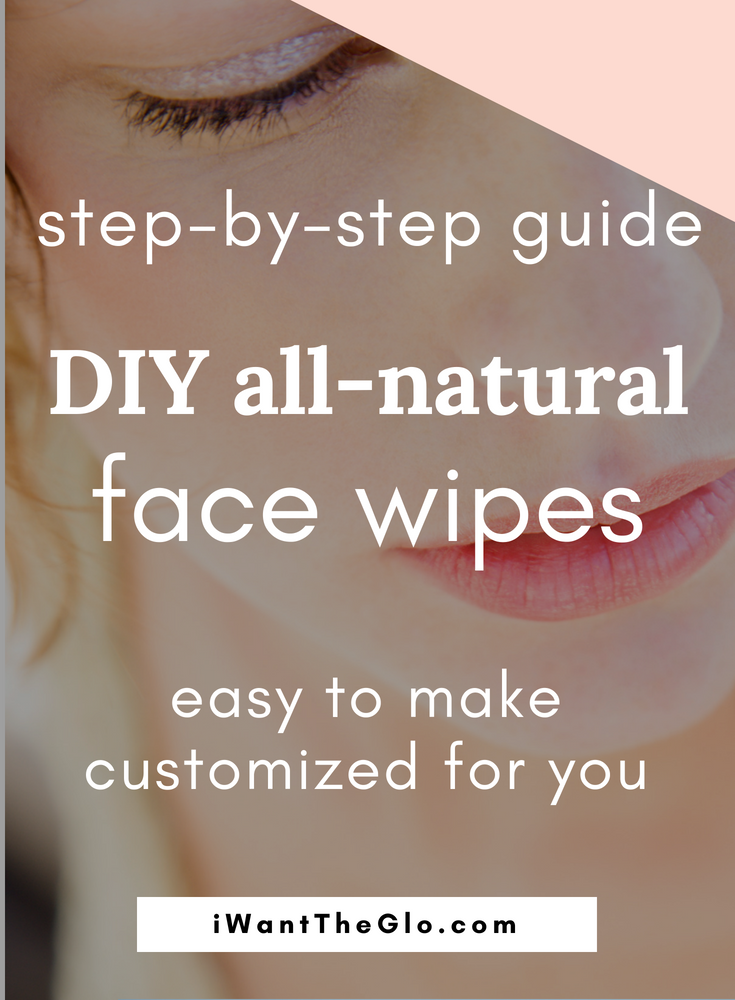 Face wipes are my post-workout skin saver - I can use them as a cleanser and toner all in one. Plus face wipes are great to have along in your desk drawer for a mid-day refresh, and they also work wonders on camping or car trips when access to a bathroom is limited. Because I am always on the lookout for ways to detox my beauty routine, I had to figure out a way to make my own face wipes without all of the preservatives and chemicals found in commercially available products. Here I share with you my recipe for toxin-free organic face wipes that you can customize to your own skincare needs.