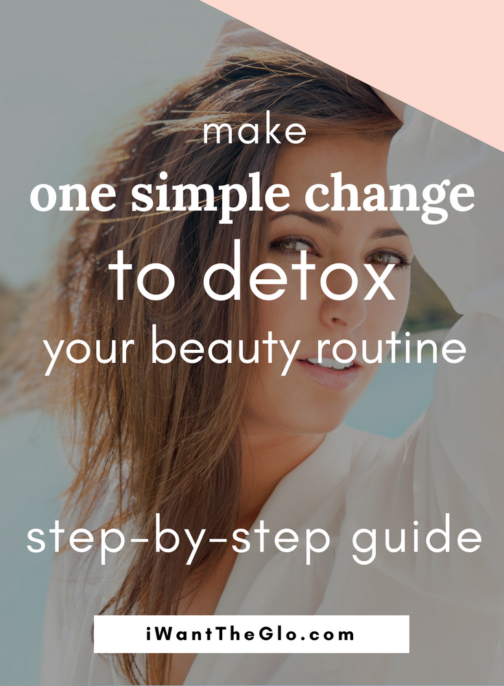 Are you ready to detox your beauty routine? Most of us use a great deal of chemicals and toxins on our skin daily in the form of soaps, shampoos, deodorants, and makeup. In search for a healthy dry shampoo recently, I was stunned at the ingredient list - it was full of harmful chemicals. The good news is you can make easy chemical-free swaps for your most-used beauty products, such as this recipe for all natural dry shampoo.