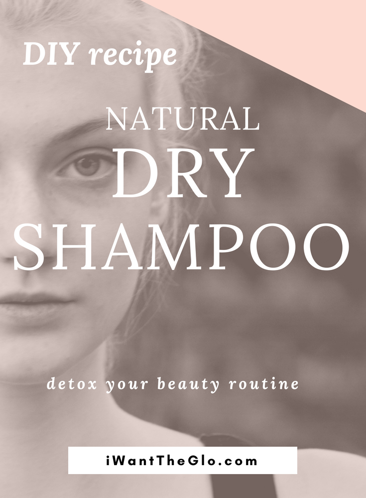 Ever wondered about the chemicals in dry shampoo? They are scary, unhealthy,and mostly toxic. Most of us use a great deal of chemicals and toxins on our skin daily in the form of soaps, shampoos, deodorants, and makeup. In order to detox my beauty routine, I decided to use natural dry shampoo. The good news is you can make easy chemical-free swaps for your most-used beauty products, such as this recipe for organic dry shampoo.