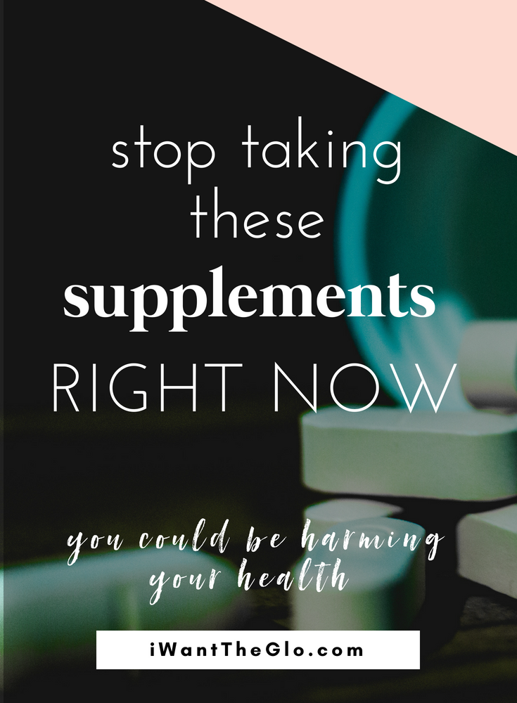 It's time to reexamine your relationship with supplements. Research shows that in many cases, vitamins and other supplements fail to improve performance, but whats worse is that many vitamins can harm your health.