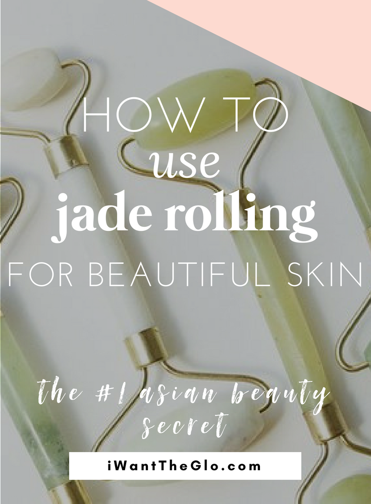 You may think of Jade Rolling as a recent beauty trend. This radiance-boosting, cheekbone-defining, detoxifying treatment is being buzzed about all over the pages of your favorite beauty magazine and jade rollers are seen in the hands of top models. But this treatment is nothing new. Jade rolling as actually  thousands  of years old and is a treatment once reserved only for Chinese royalty. Read this guide on how to use a jade roller for beautiful skin and how to incorporate jade rolling into your anti-aging routine.
