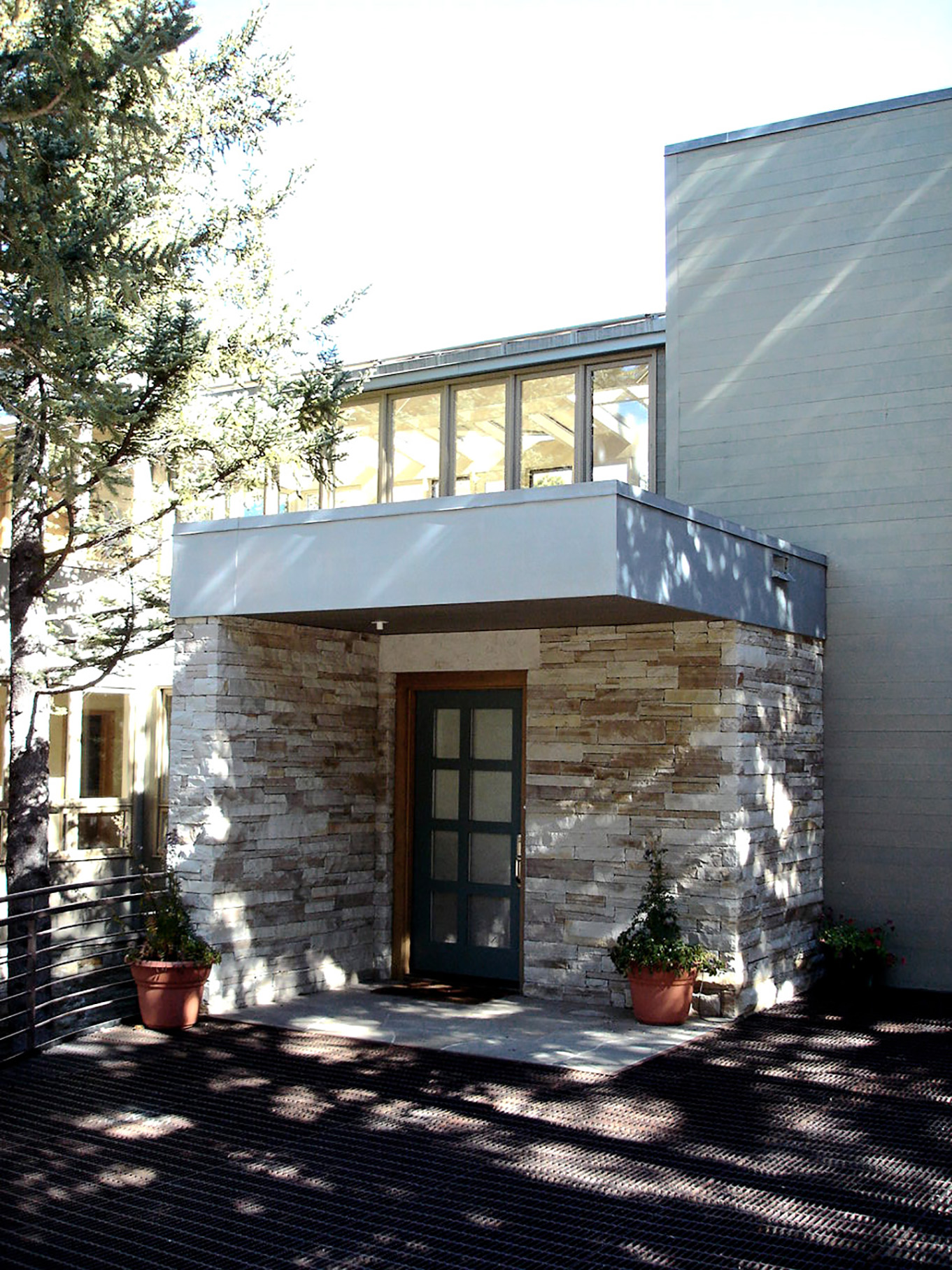 REMODELED FRONT ENTRY