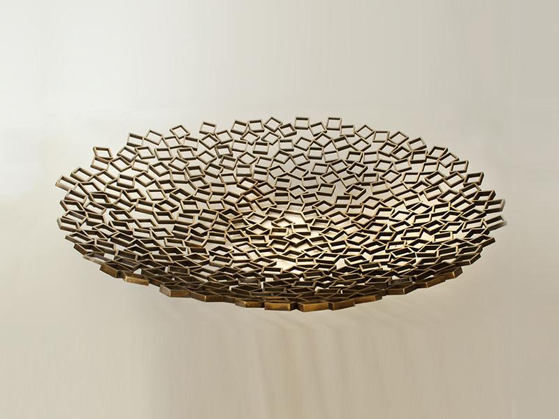 Calico Platter