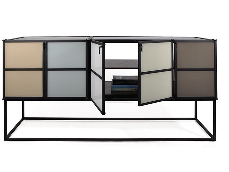 Reverie Steel Case Frame
