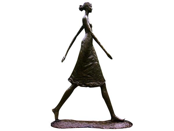 Walking Woman Tall
