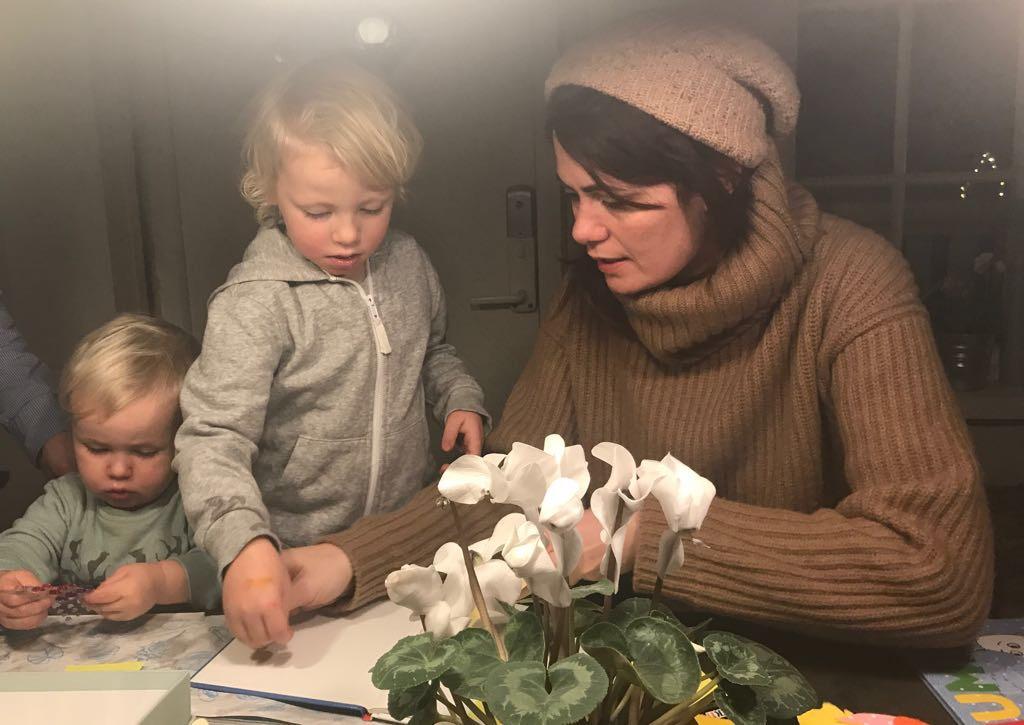 Bibliotek Barnstugan Mälarhöjden Ilana Eleá
