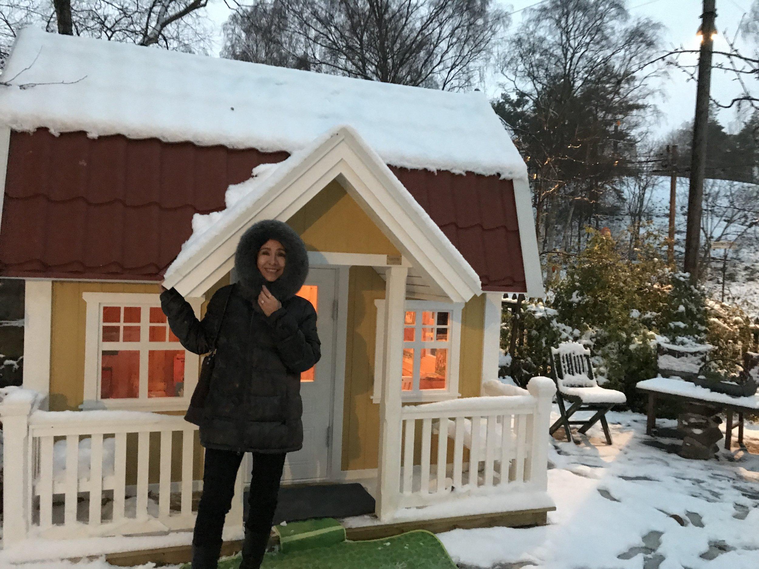 Bibliotek Barnstugan Mälarhöjden Claudia Wallin