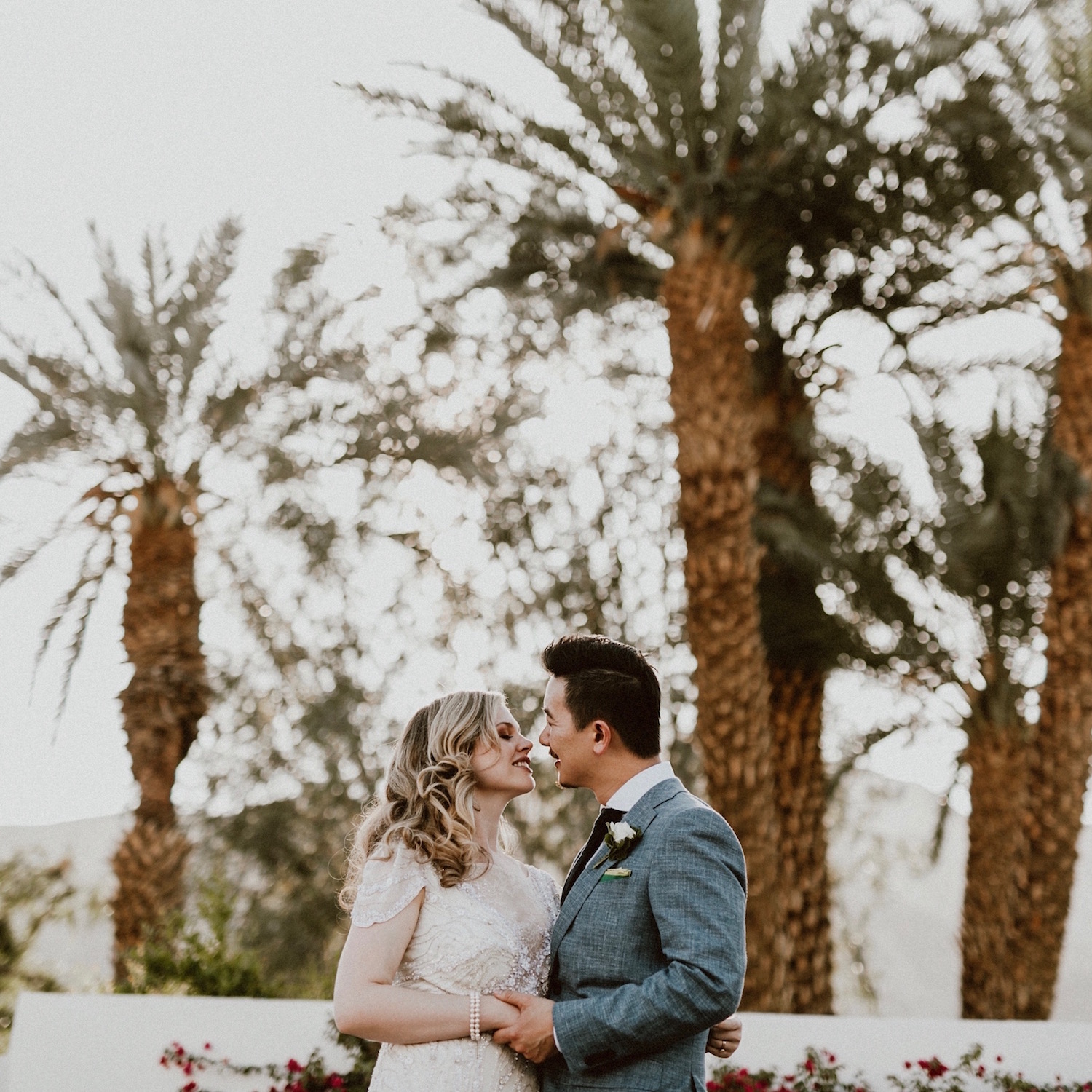 Maisie & David - In the lead-up to the wedding, Wes was super easy to work with and helped us along in creating playlists that would serve as guides for our events. In the end, he had our guests up and dancing until we closed the place down... It was epic. - David I.(La Quinta Resort - Yelp)