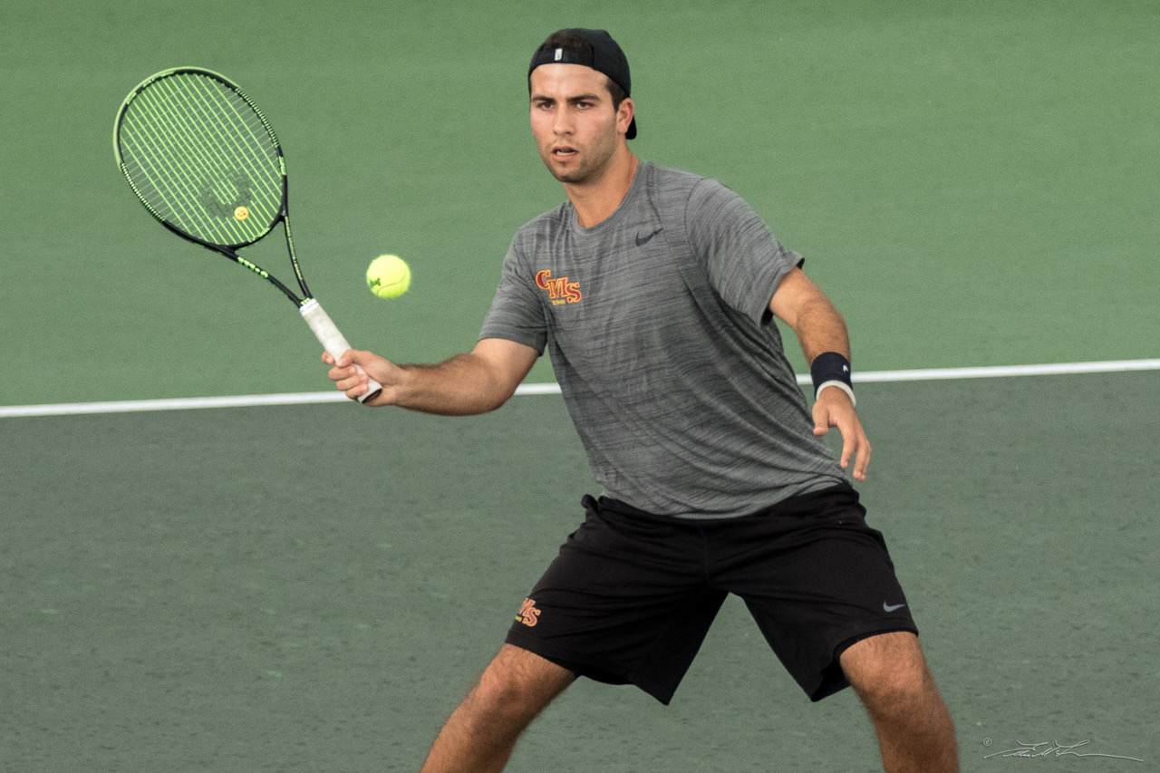 AEPi Fraternity Tennis Story