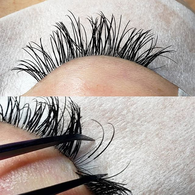This is a 3 week refill for supreme  set (aka classic - one extension per lash). Even if your lashes look full, it doesn't mean you need to ignore a refill. A re-lash appt is to rid of grown extensions and replace with a new extensions. Closer to the base. That way, your lash wouldn't turn sideways. (FYI -     this is using my own adhesive and lash extensions I finally formulated and designed after researching for a couple of years. I'm too particular. I don't just brand anything specially if I don't stand for it. Wait on it, my own brand products coming soon 🤯)