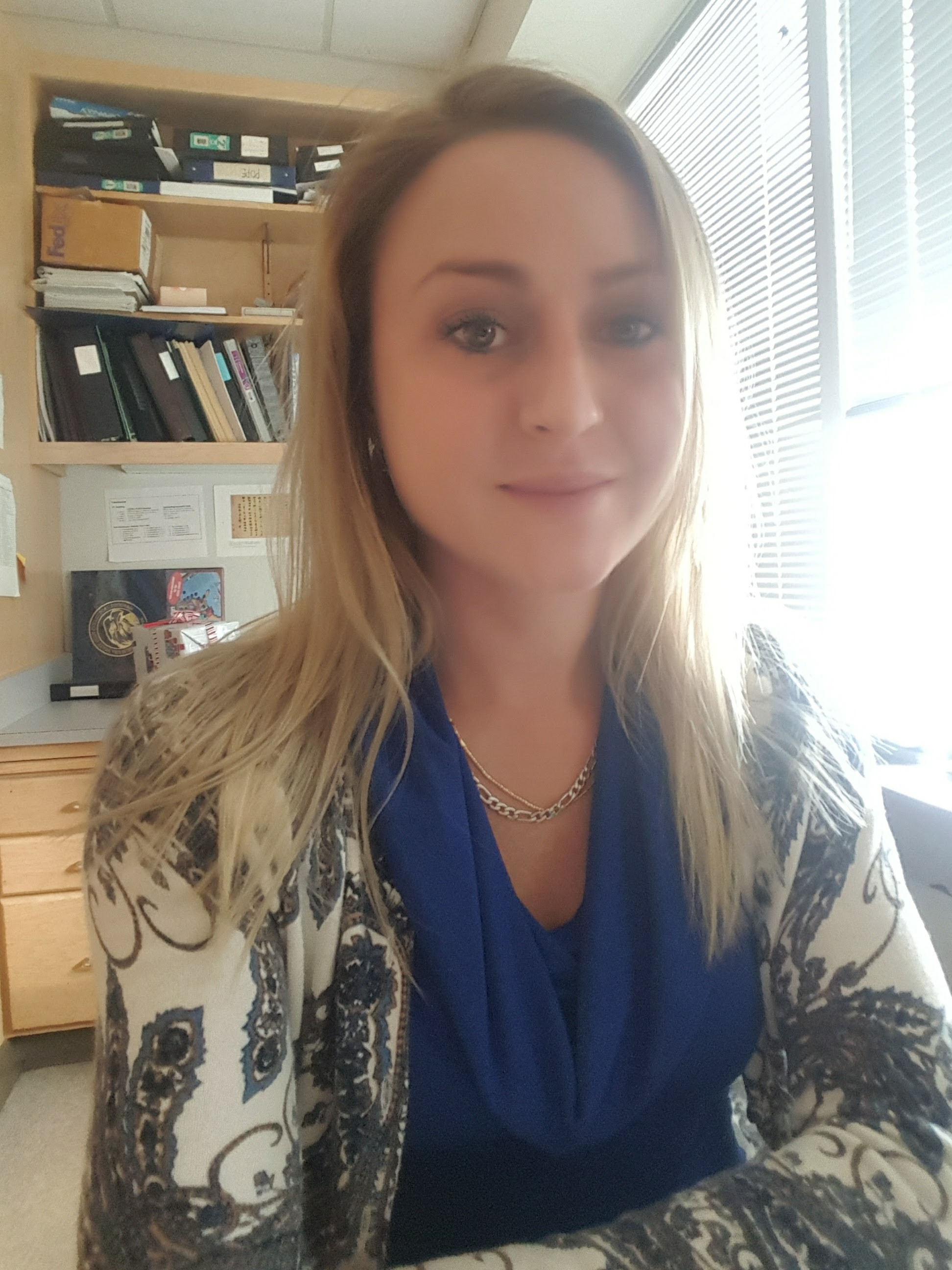 Marika Wieliczko, Secretary & Website