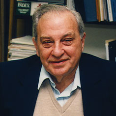 Professor Rudolph Marcus - California Institute of Technology