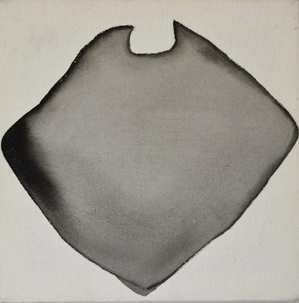 Forma  Tinta sobre tela 35cm x 35cm 2016