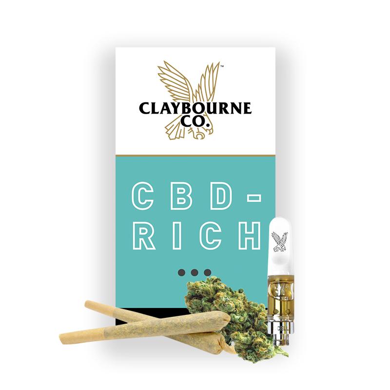 Claybourne Co. California Cannabis