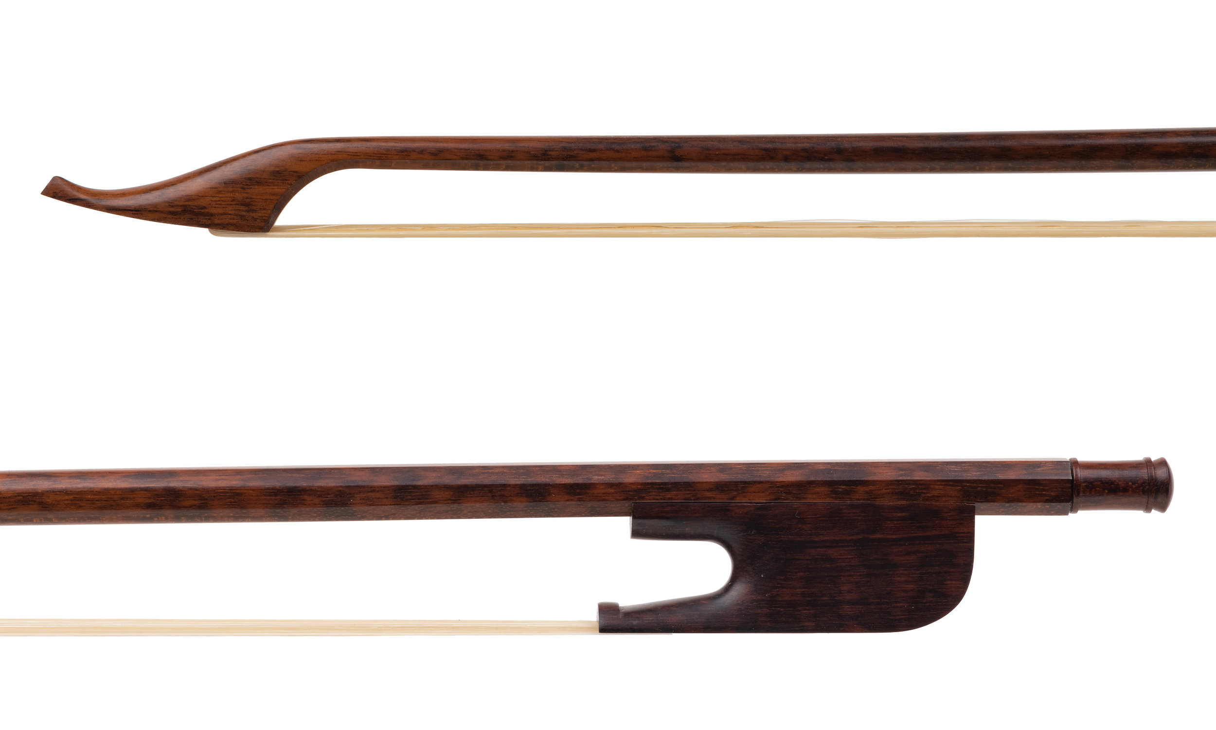 Baroque Violin Bow - Snakewood
