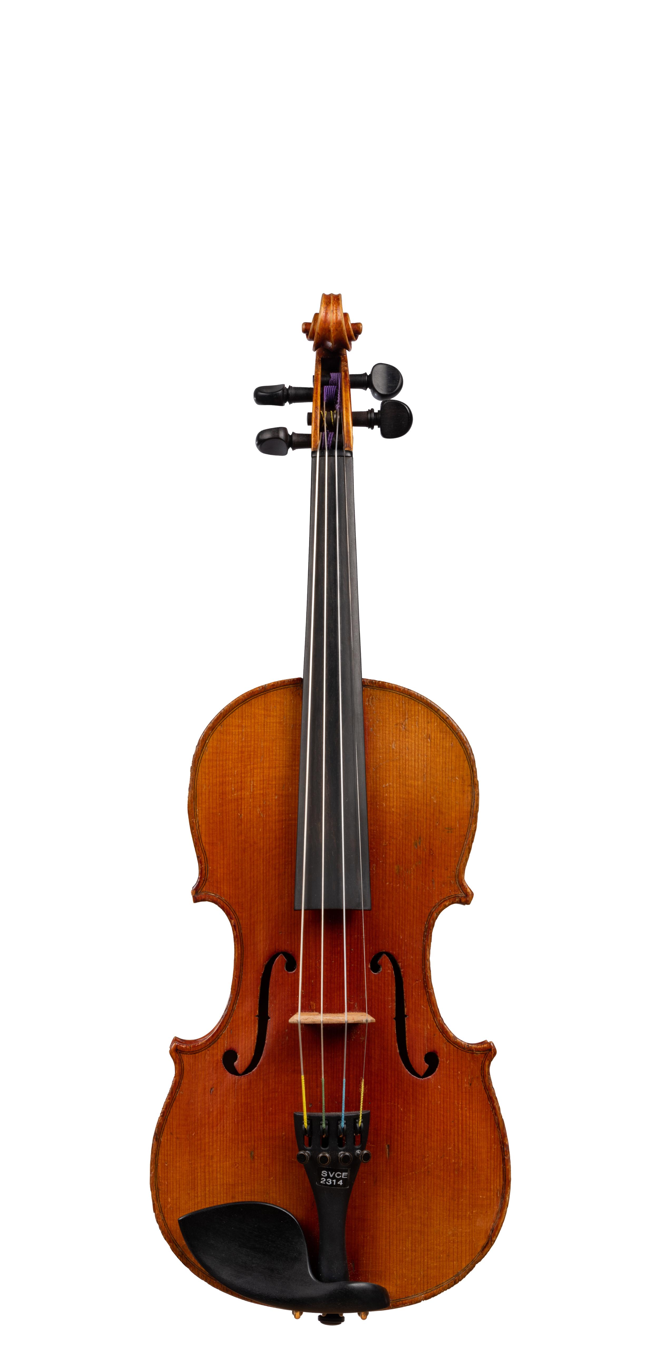A German 1/4 Violin from Markneukirchen, ca 1920 -