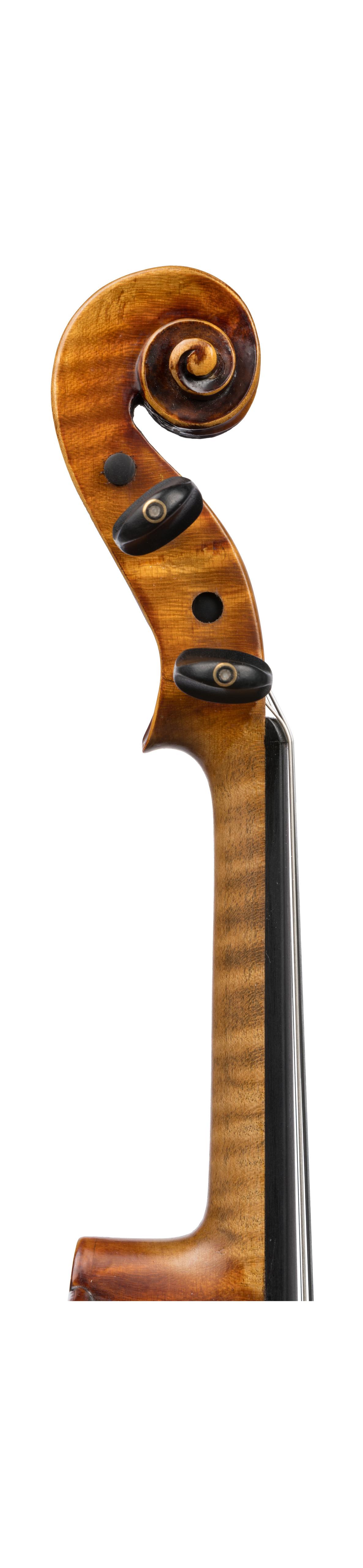 German vn labeled Antonius Stradivarius 2948 scroll.jpg