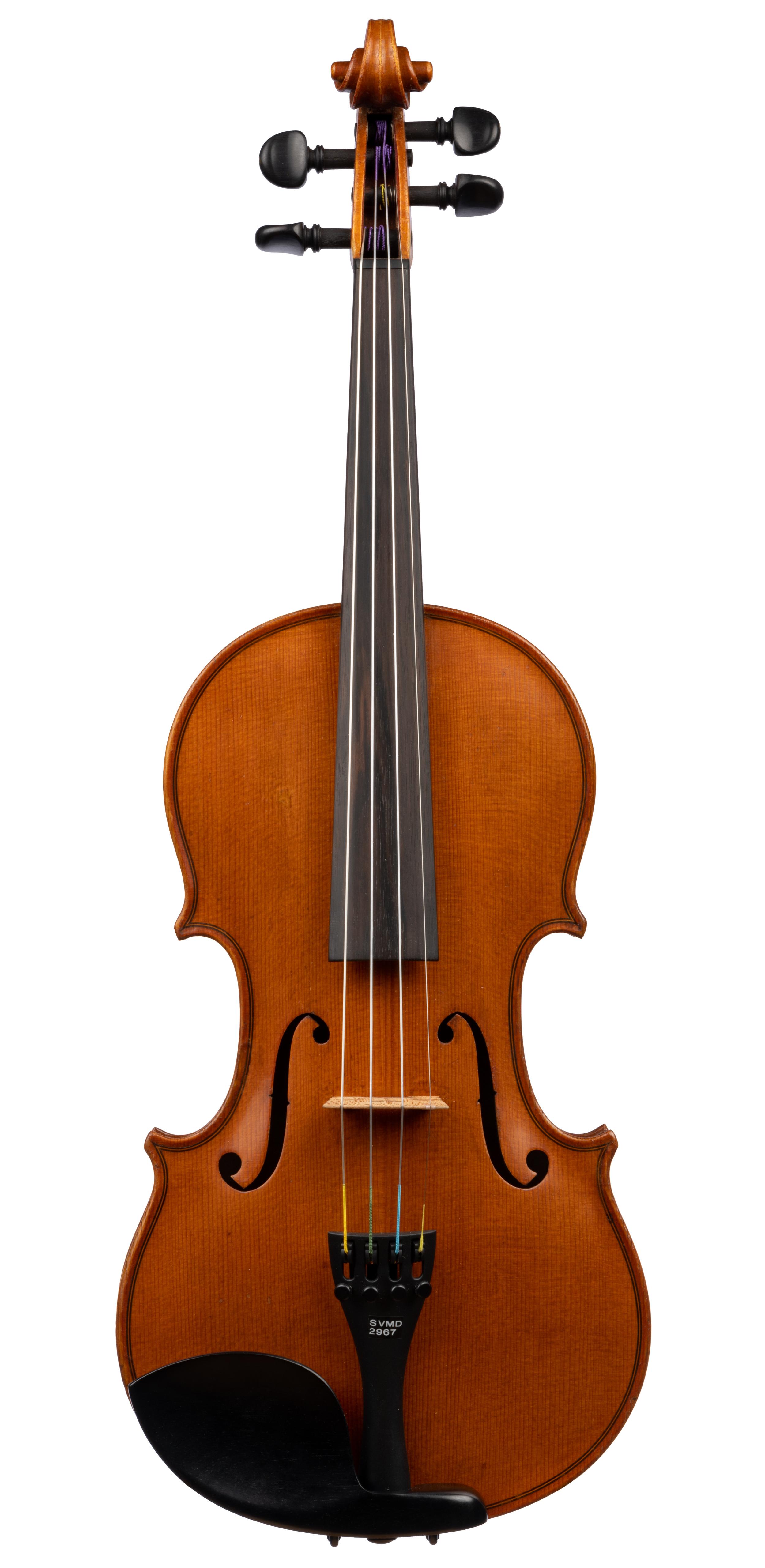 Czechoslovakian Violin, Stradivarius model, ca. 1950 -