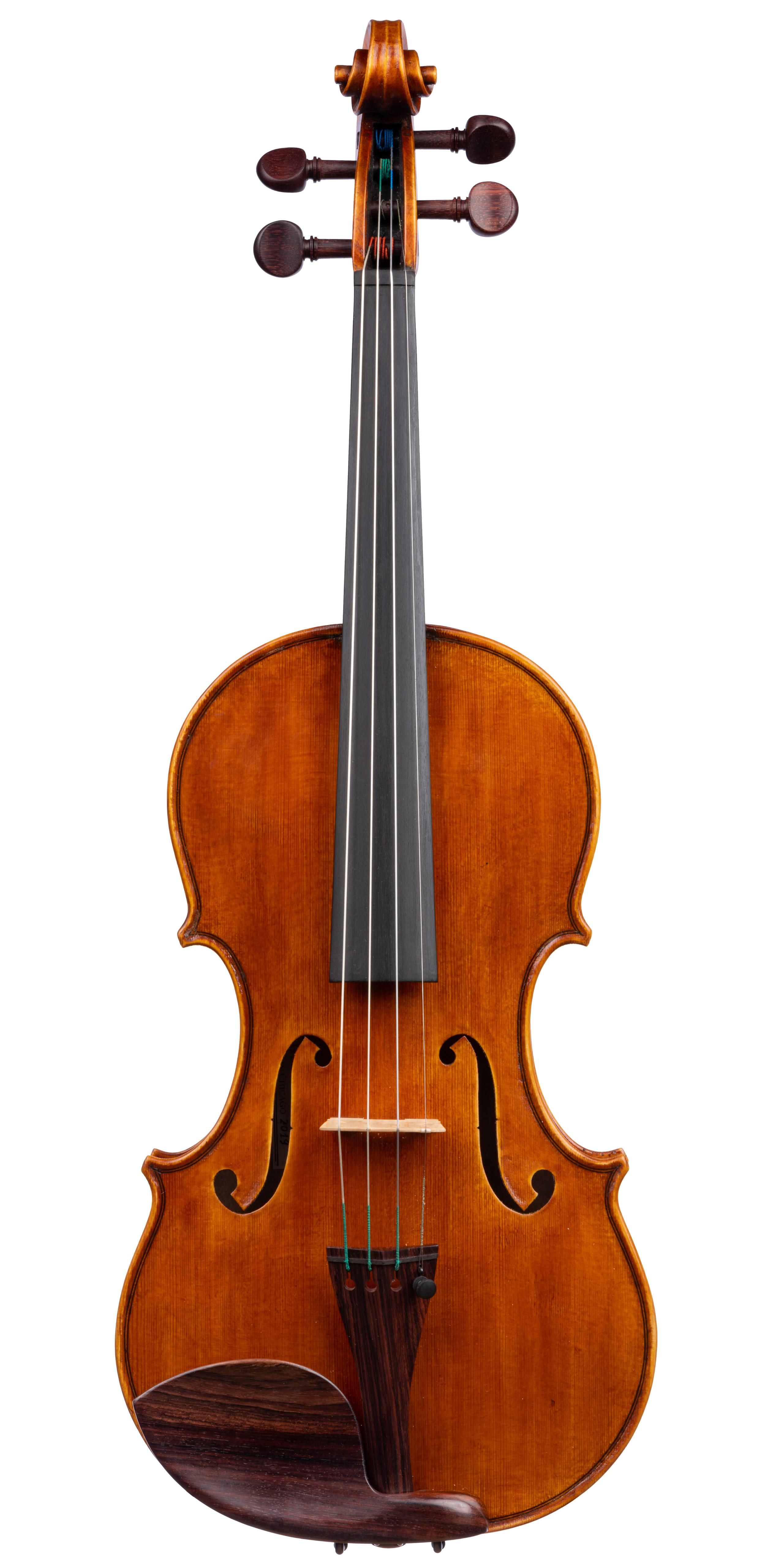 Noah Saunders Scott, Guarneri Model Violin, Chicago, 2019 - SOLD