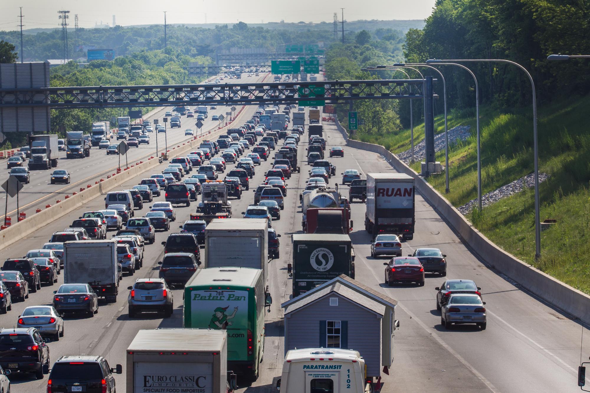 I-95 DESIGN SUPPORT