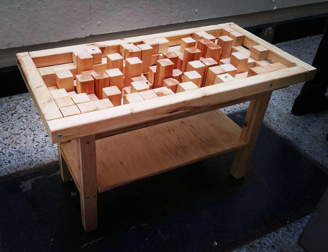 Tetris Table