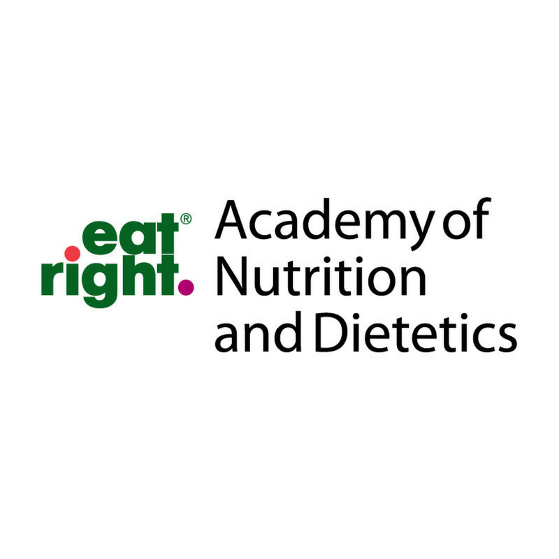 The Academy of Nutrition and Dietetics are the world's largest organization of food & nutrition professionals.