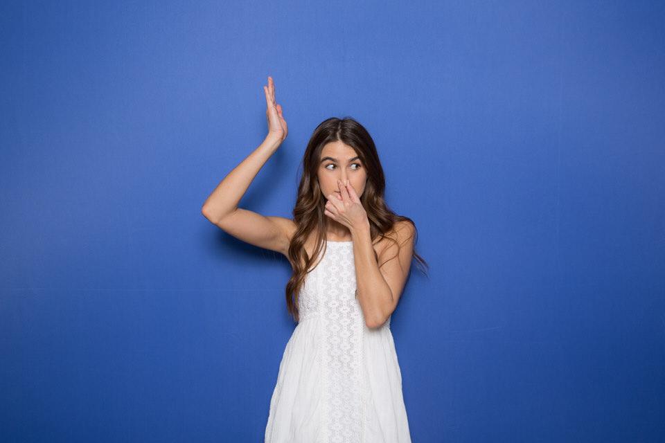 CHROMA PHOTOBOOTH BLUE SCREEN