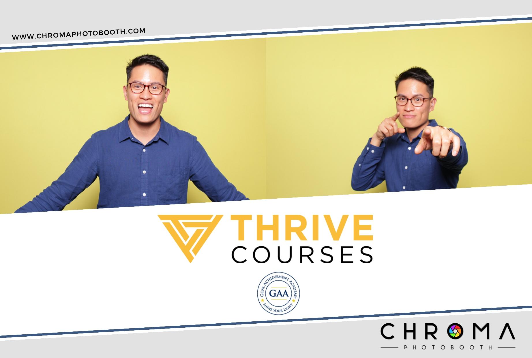 Chroma Photobooth - Thrivecourses