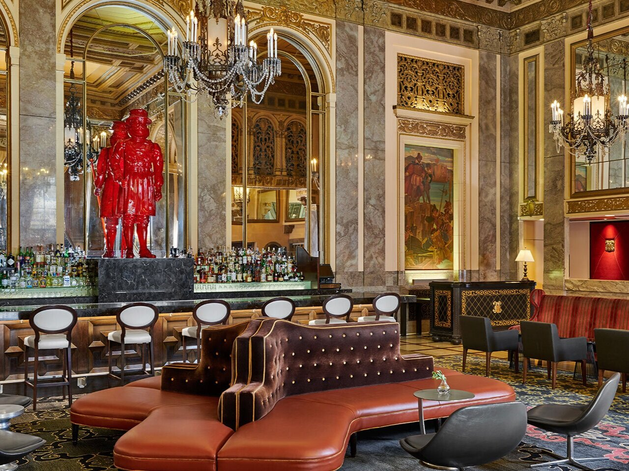 Sir Francis Drake Hotel - Dates of stay: February 23-26 (3 nights)Please only book this hotel if you are staying in San Francisco for 3 nights.Nightly Rate: $389 + tax/feesDistance from SFO to hotel: 15 milesDistance from hotel to Pier 27: 2 milesTo reserve a room (SPARK by Scout room block):1-800-795-7129 | CAReservations@kimptonhotels.comor CLICK HERE to book the Sir Francis Drake!