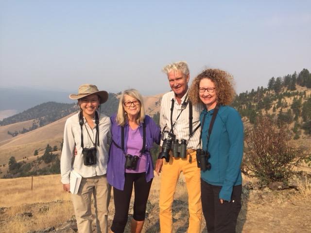 On safari on the Bison Range