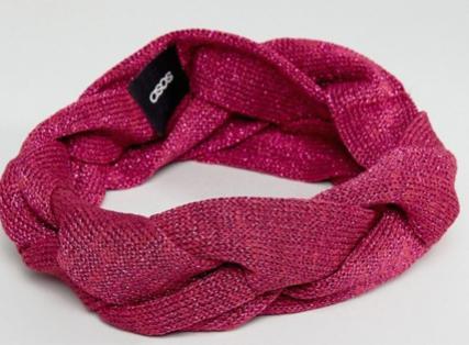 Pink ASOS Head Turban.png