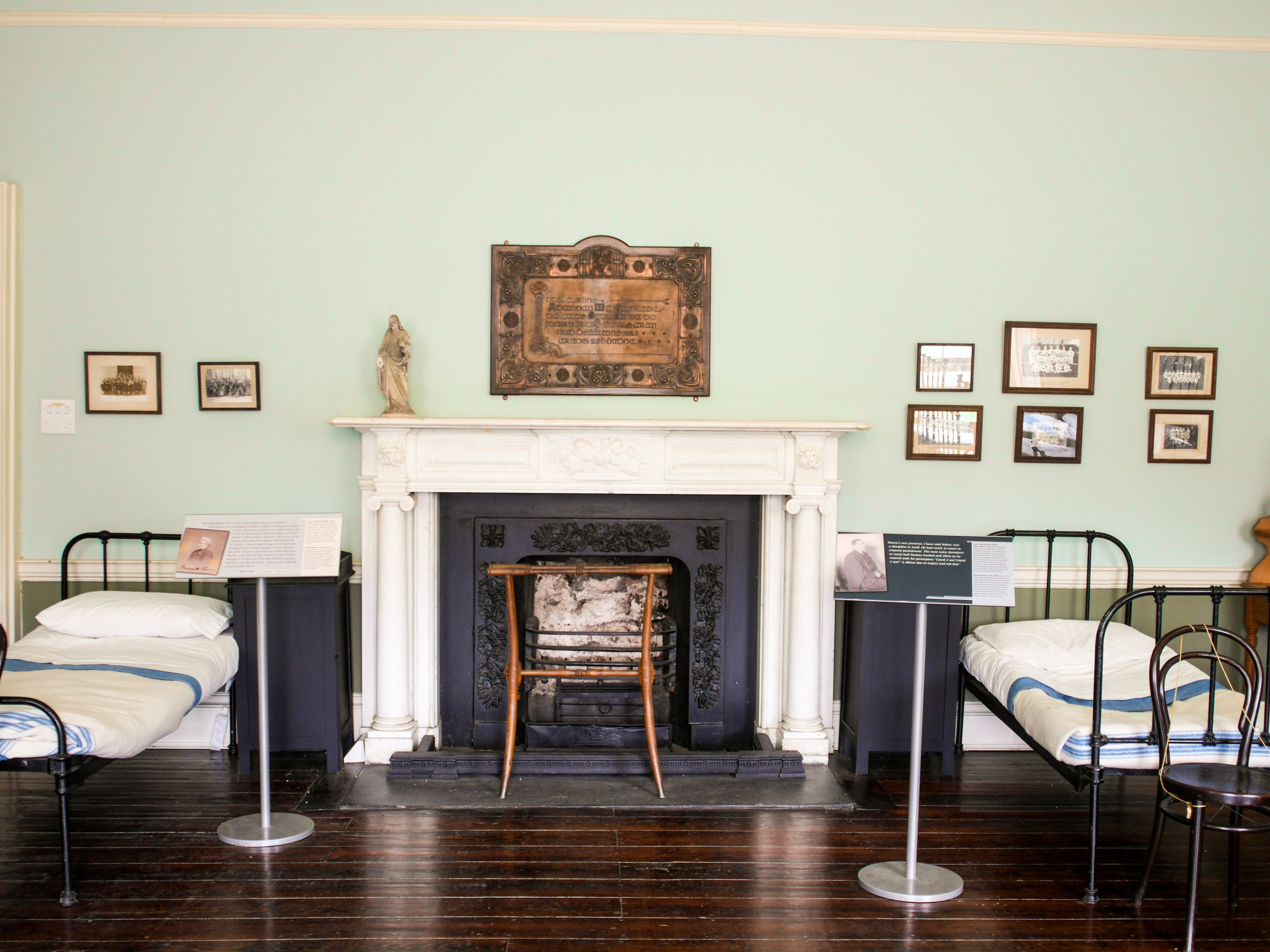 The Dormitory at Pearse Museum