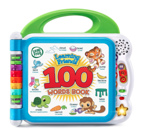 LeapFrog Learning Friends 100 Words Book.png