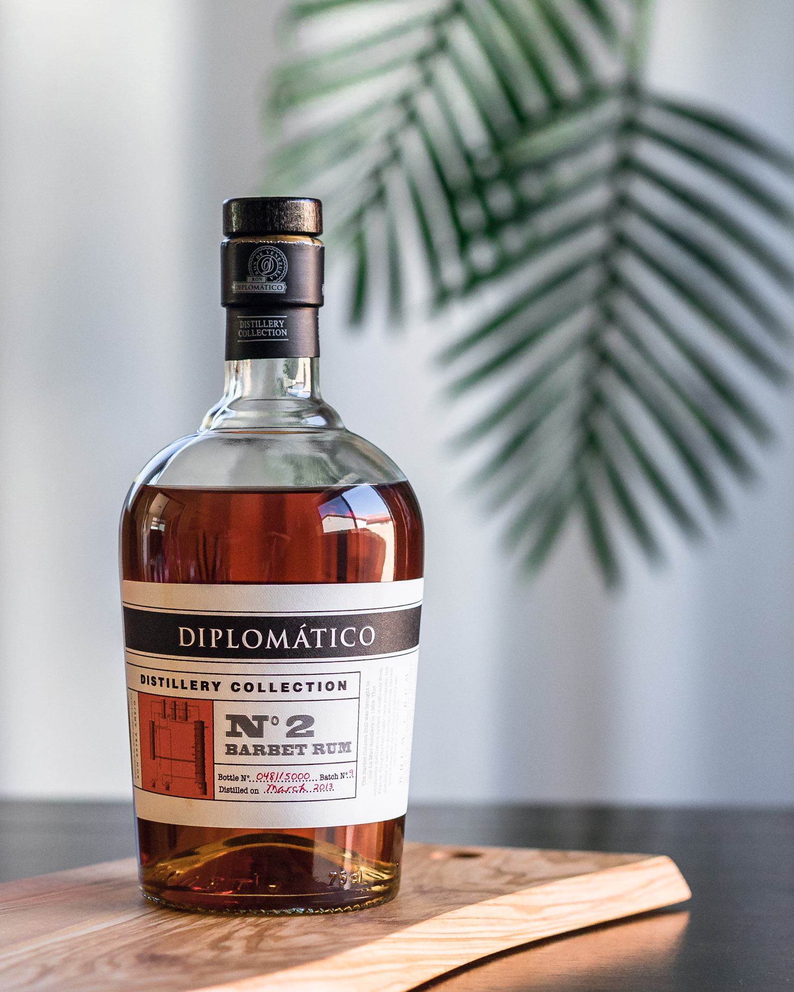 Diplomatico Rum – Barbet No. 2 Limited Edition