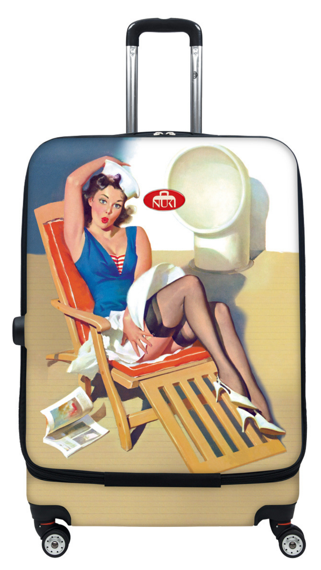 Sailor Pin-Up - Carry-On 20