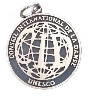 Silver Award level for Directors of Dance Schools awards by International Dance Council