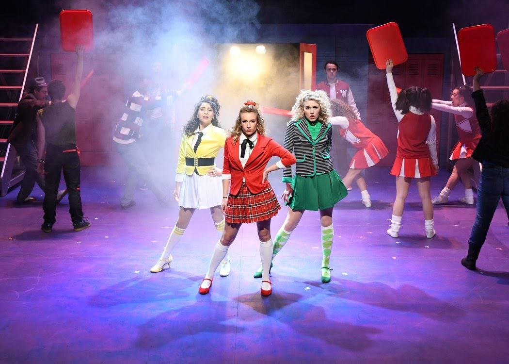 Heather Chandler in Heathers/Rider University 2018
