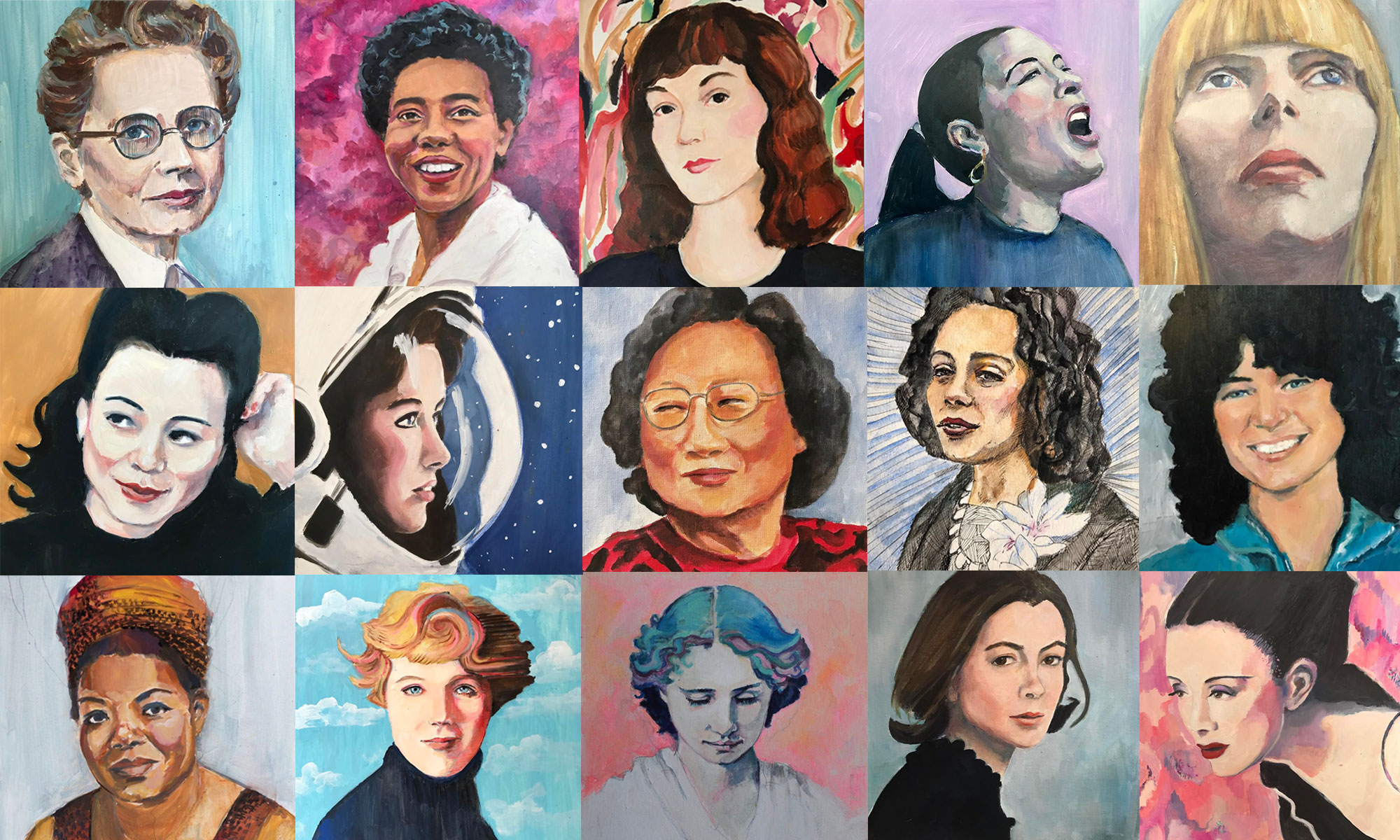 Our ForeMothers - Art and Inspiration from Women Who Came Before