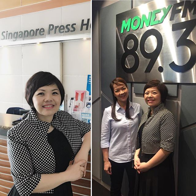 Went on radio Money 89.3FM to share about how trauma affects money and investments this morning @ 11am segment. I'm also featured on Money Mind Program on 17 March 10:30pm. Catch me if you can! #systemoftheheart