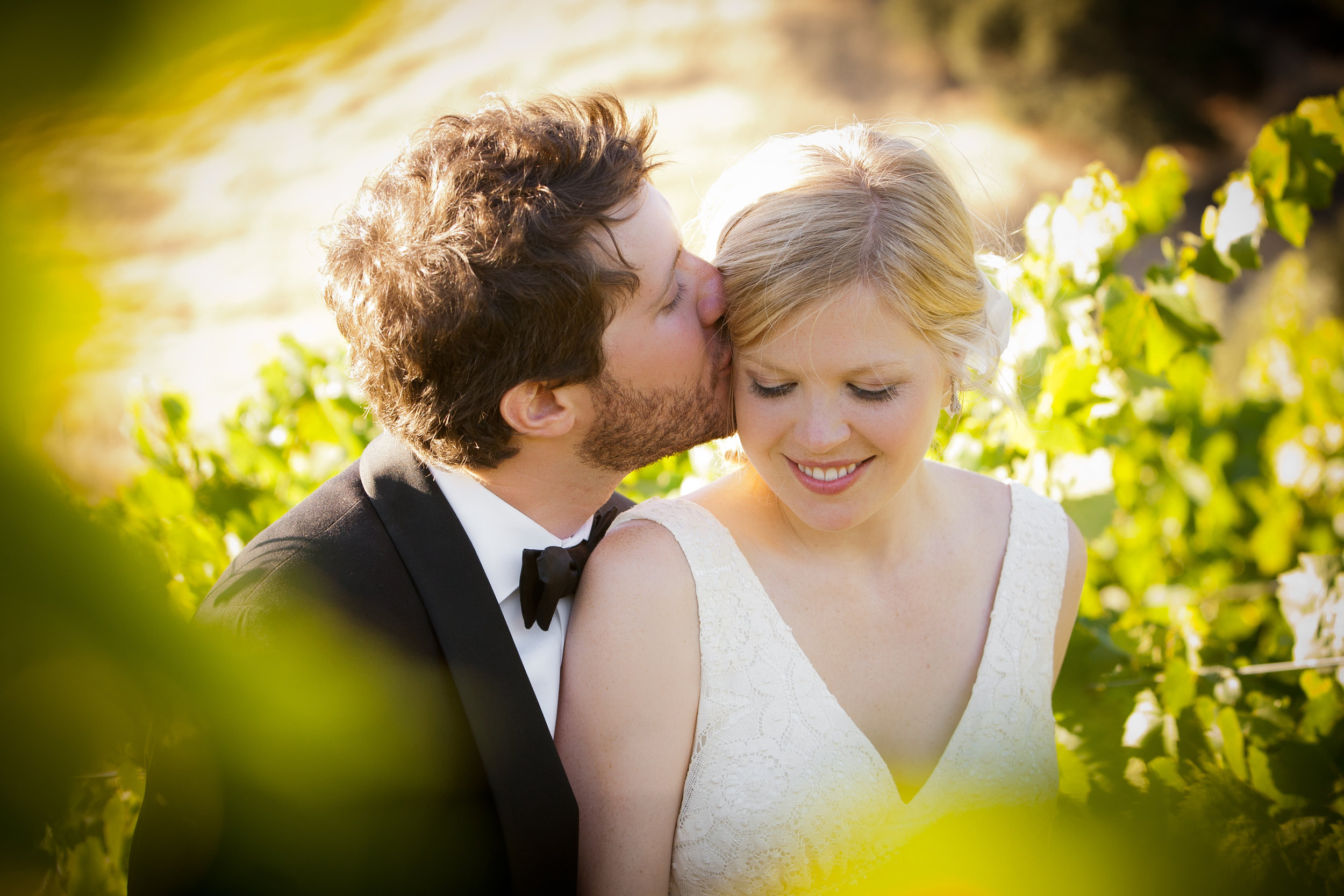 Naturally Inspired Napa Ranch Wedding -