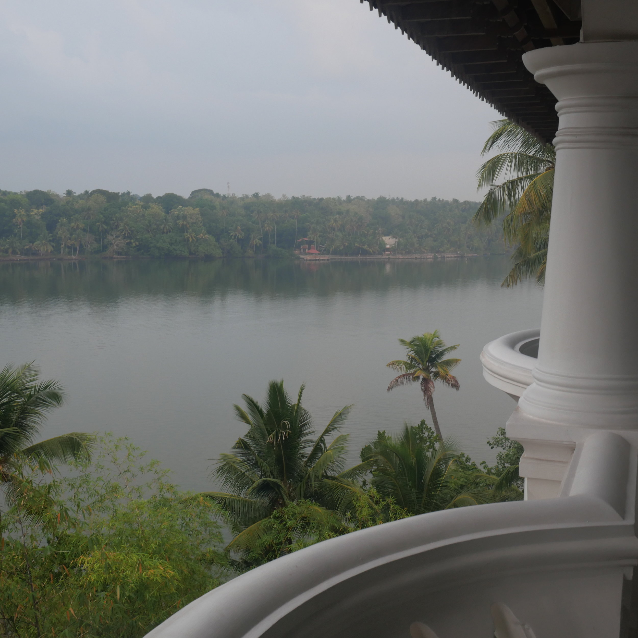 The beautiful views at Raviz Resort. Get a lake view room for gorgeous sunset views!