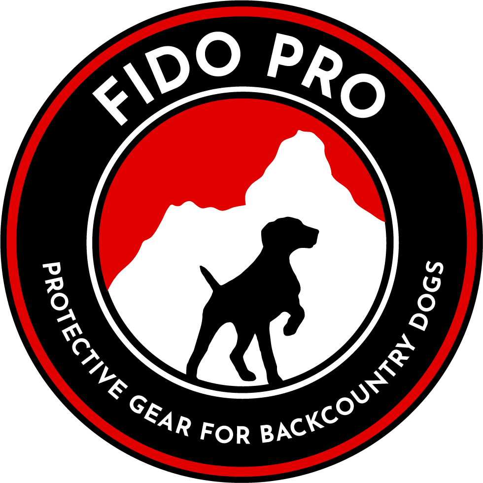 Fido Pro Protective Gear for Backcountry Dogs Logo