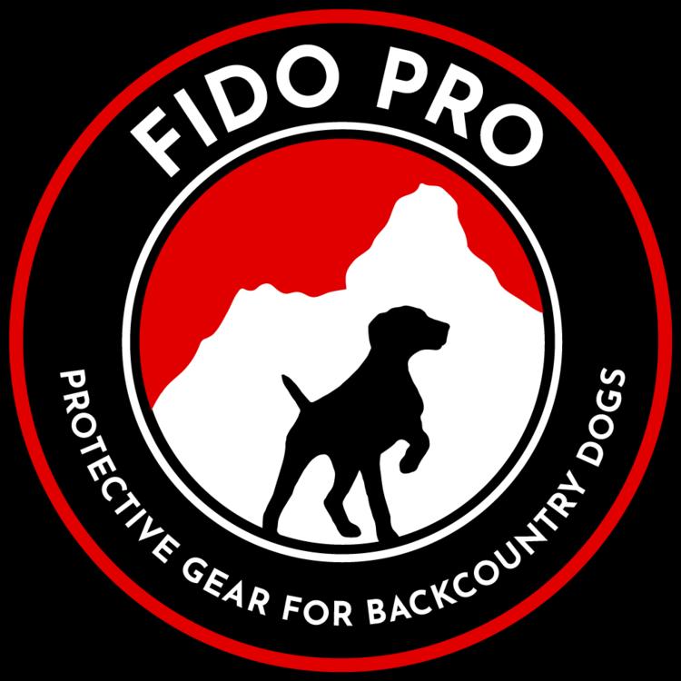 Fido Pro Canine Rescue Gear Logo