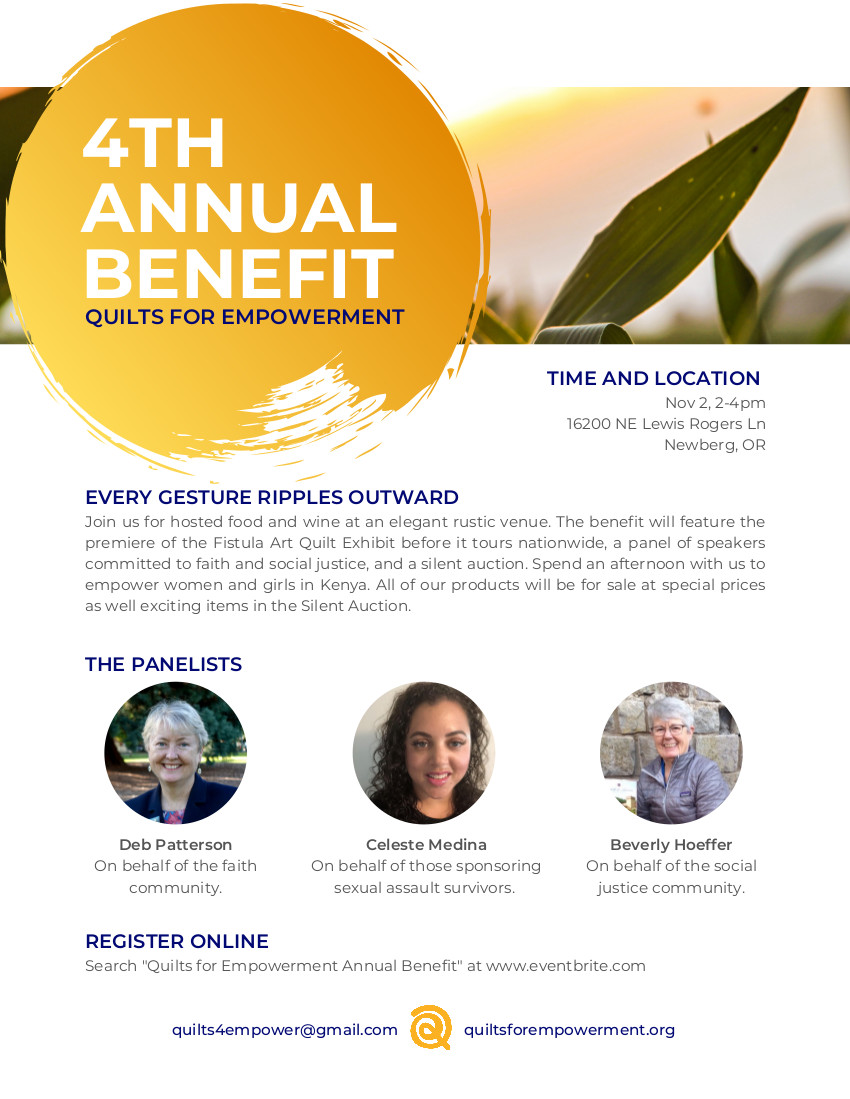 4th Annual Benefit.jpg