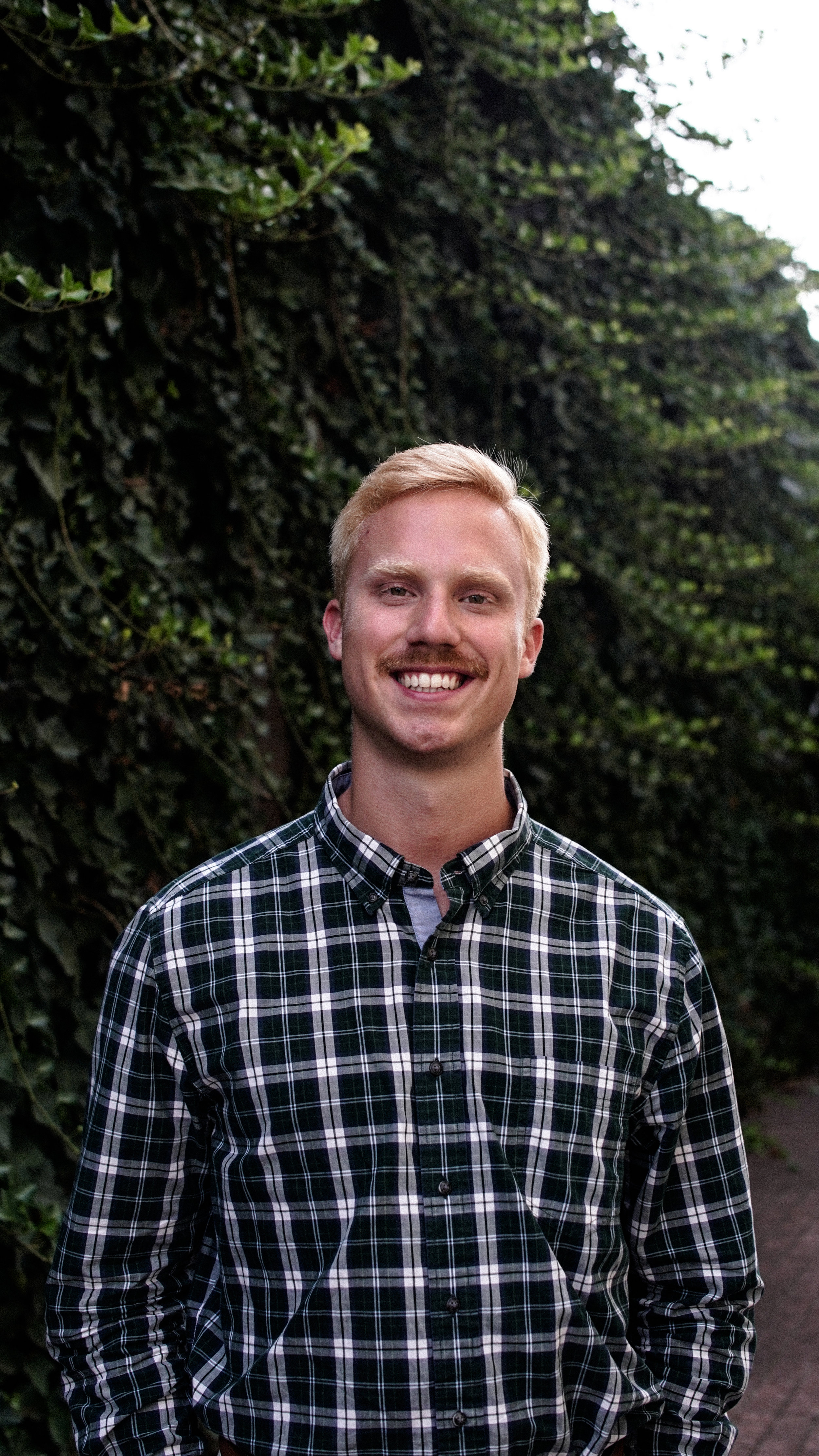 Name: Luke Stubbs    Hometown: Marietta, GA    Alma Mater: Berry College    Job Placement: Chattanooga Environmental Lab    Church Attending: New City Fellowship