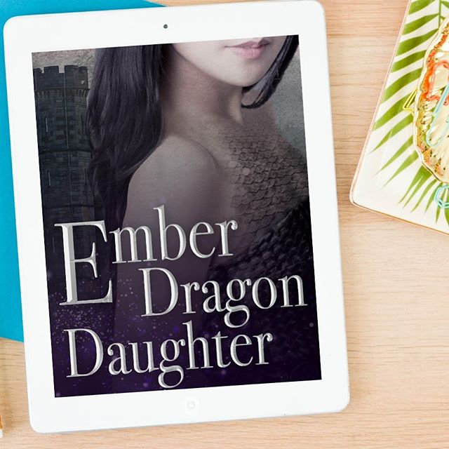 💫New Book Release Alert! 💫 Ember Dragon Daughter - a debut novel by @rebeccaksampson released today! 🎉  If you're looking for a book full of plot twists with a relatable protagonist, please pick this book up this weekend. You can order using the link in Rebecca's bio. Also, you can check out my review of this book AND an interview with Rebecca on my blog. Link in bio. Happy writing and have a great weekend friends! 💕