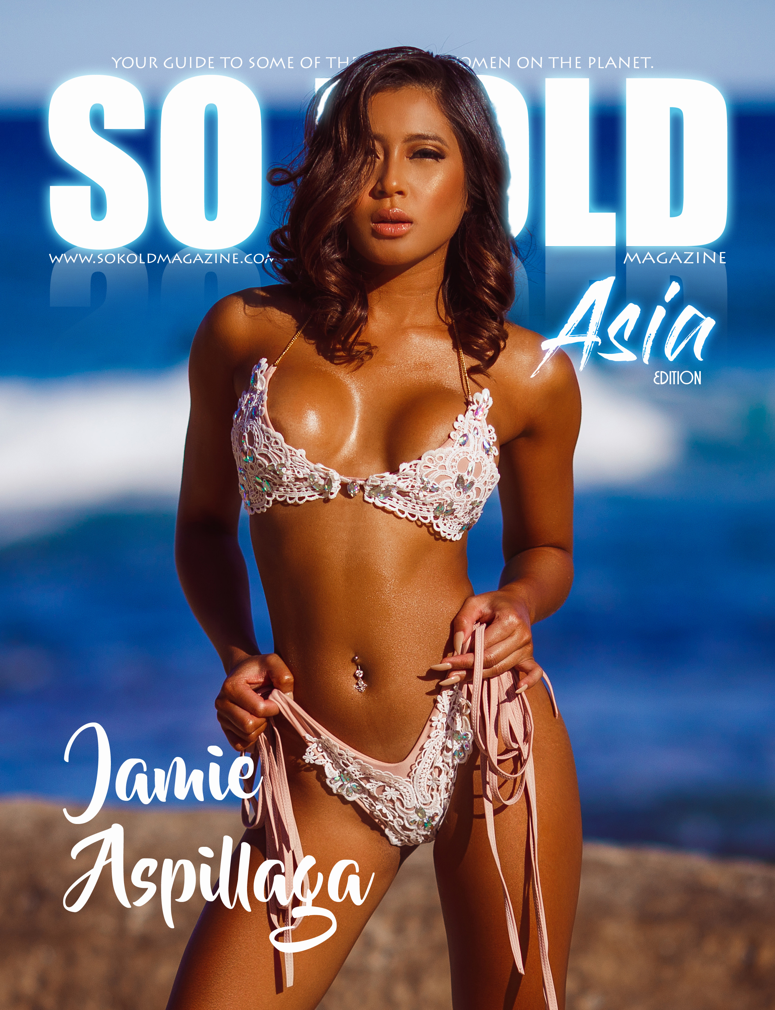"""SO KOLD MAGAZINE - ASIA EDITION - Yes ladies and gentlemen….SO KOLD MAGAZINE invades ASIA…Our first Issue of 2019 bringing out some the Koldest Asian Women out here along with the help of """"Bella Asians Mag….So get ready….2019 Is definitely about to get it Hotter!!"""